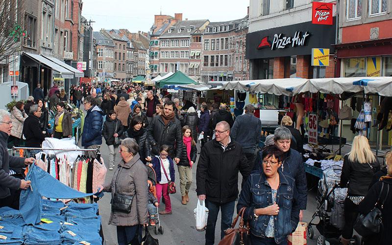 marché Namur