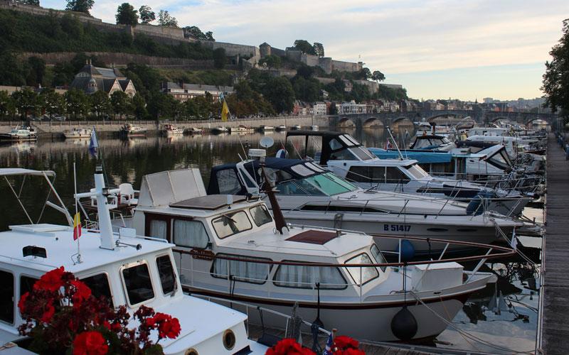 Port Namur citadelle
