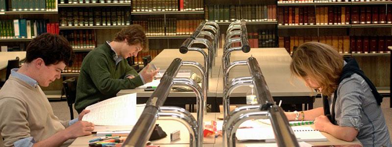 Bibliothèque universitaire de Namur