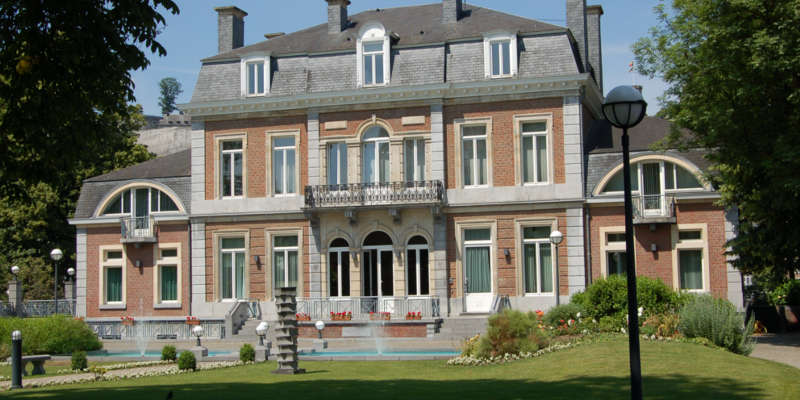 Elisette Headquarter of wallon government