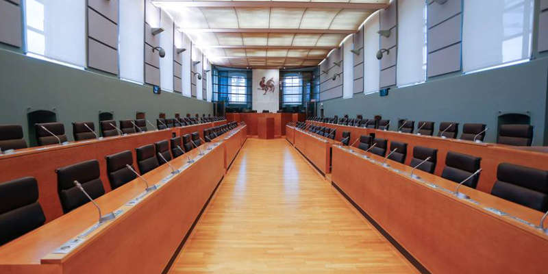 Parliament Wallon