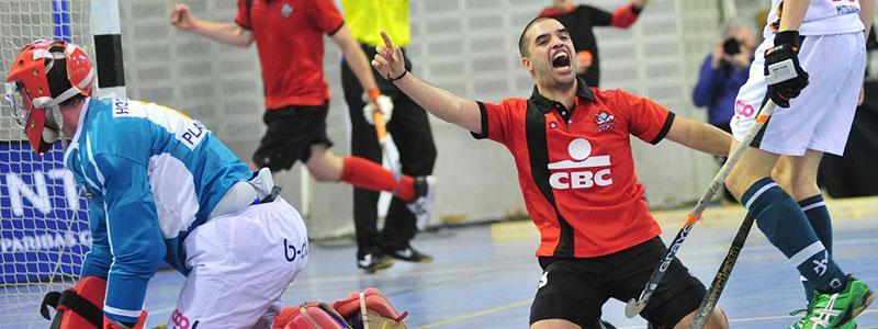 Championnat de Belgique de hockey en salle