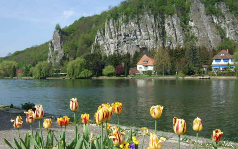 Les rochers de la vallée