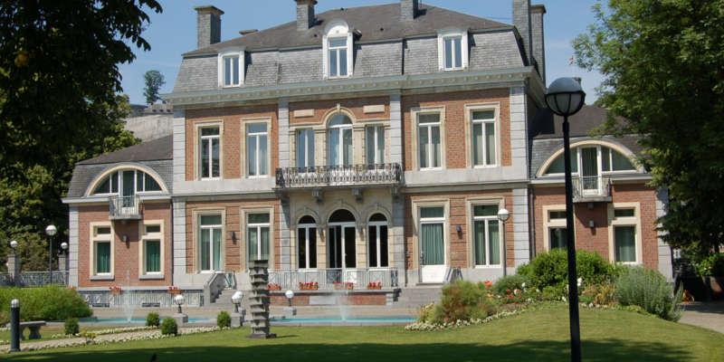 De Elysette, hoofdkwartier van de Waalse regering