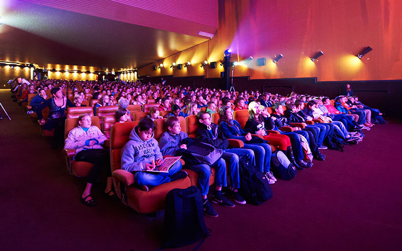 internationaal festival van de Franstalige film