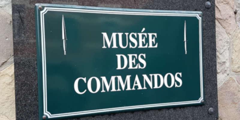 musée commandos