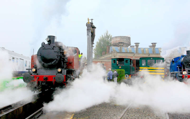 Steam Railway of the Three Valleys
