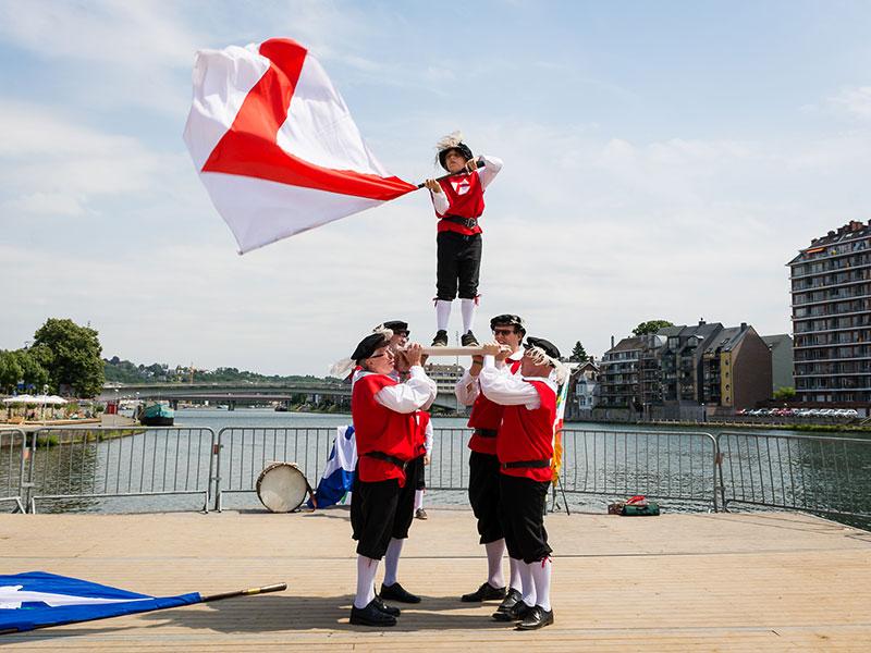 Europeade 2016 Namur