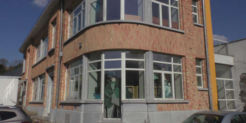 library Baie des Tecks