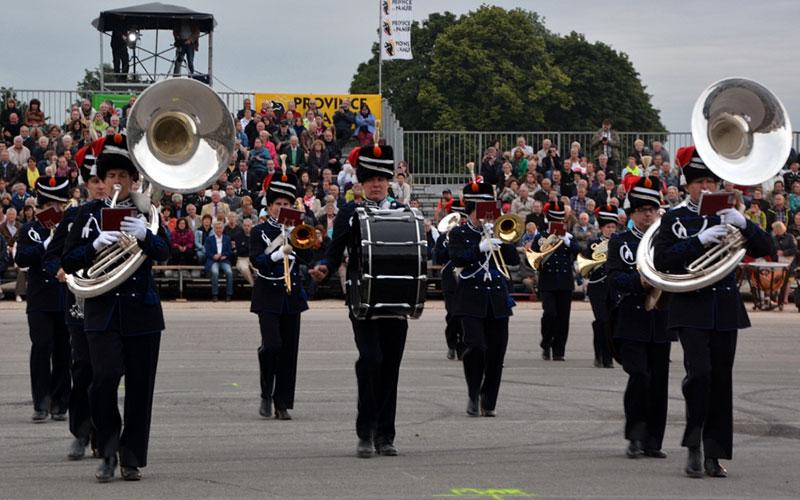 military music festival