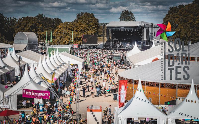 Festival solidarites Namur