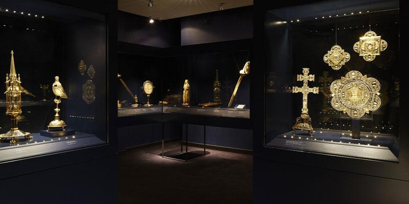 treasures of Oignies Namur