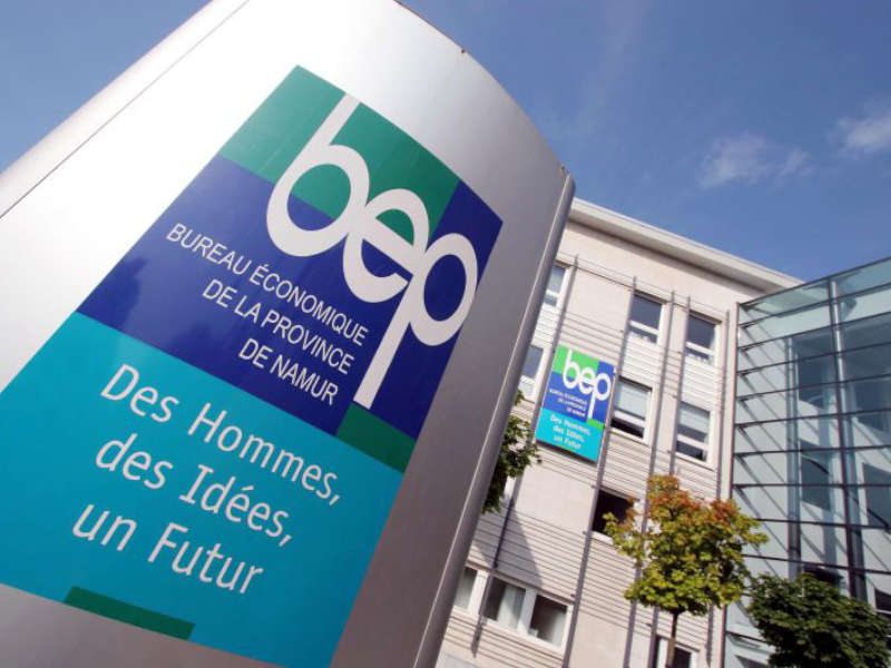 Building Bureau économique province BEP
