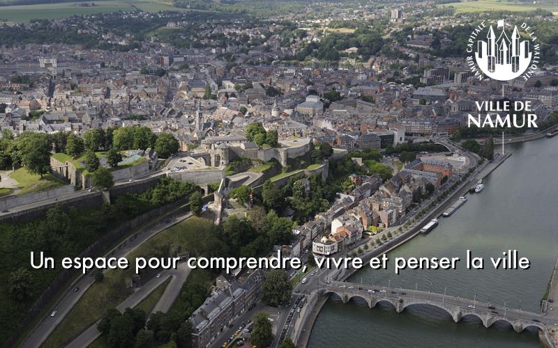 Pavillon de l'aménagement urbain Namur