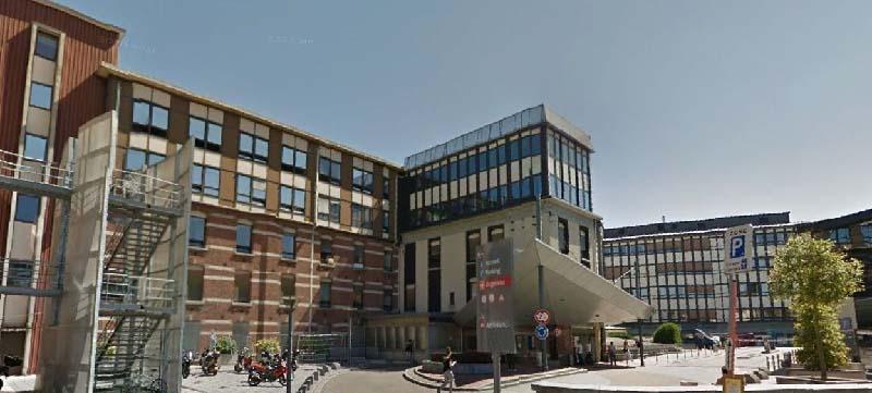 Namur - Clinic and Maternity hospital Sainte-Elisabeth